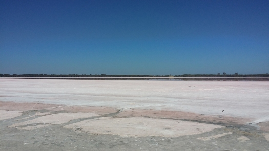 Dimboola Salt Flats