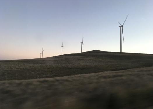 Wind Farms in South Australia