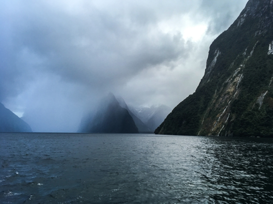 Milford Sound Edited